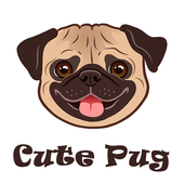 Cute Pugs Wallpapers icon