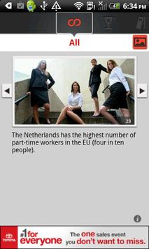 Country Facts Netherlands screenshot 3