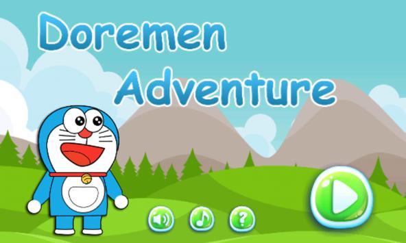 Doremen Adventure poster