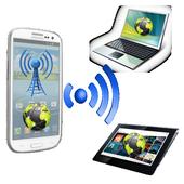 4G Hotspot icon