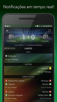 Brasileirão Pro 2018 - Série A e B apk screenshot