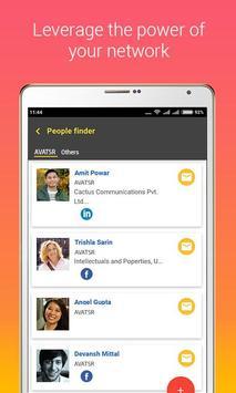 Vidya Alumni  Net (AVA) screenshot 5