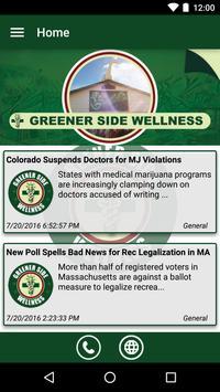 Greener Side Wellness poster