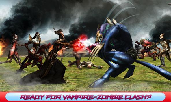 Vampire Wars poster