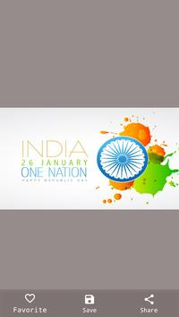 Indian HD Wallpaper - Republic Day 26 January 2018 تصوير الشاشة 4