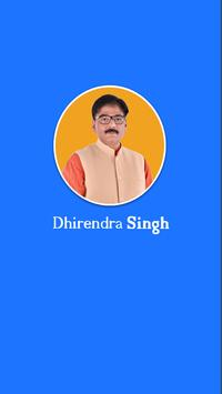 Dhirendra Singh poster