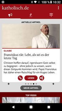katholisch.de poster