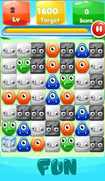 Funny Monsters In Line apk screenshot