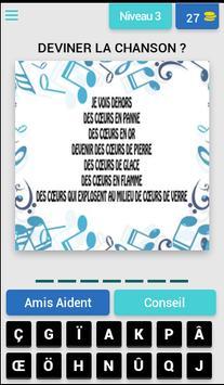 DEVINEZ A QUI LA CHANSON! screenshot 5
