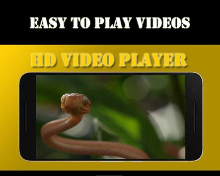 4k Video Player apk screenshot
