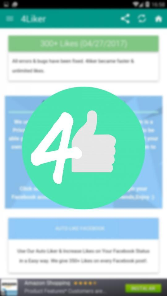 New 4liker App 2018 for Android - APK Download