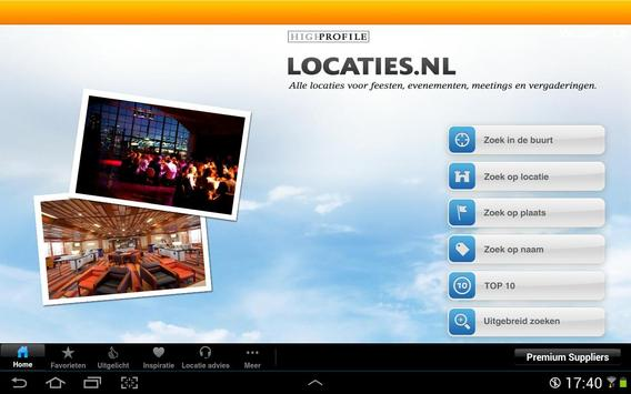 Venues Netherlands apk screenshot
