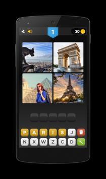 4 Pics 1 City (Quiz) poster