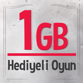 1 GB Hediyeli Oyun icon