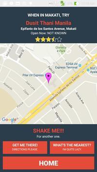 Shake Dat App (SDA) apk screenshot