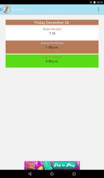 Chore Reminder screenshot 22