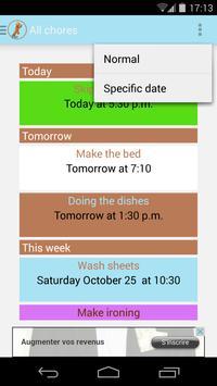 Chore Reminder screenshot 4