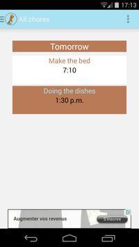 Chore Reminder screenshot 5