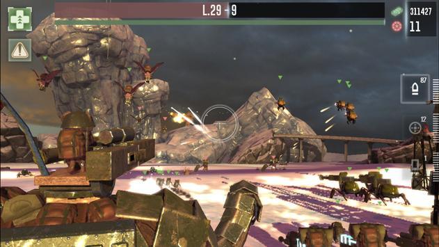 War Tortoise screenshot 1