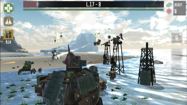 War Tortoise screenshot 2