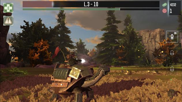 War Tortoise screenshot 5