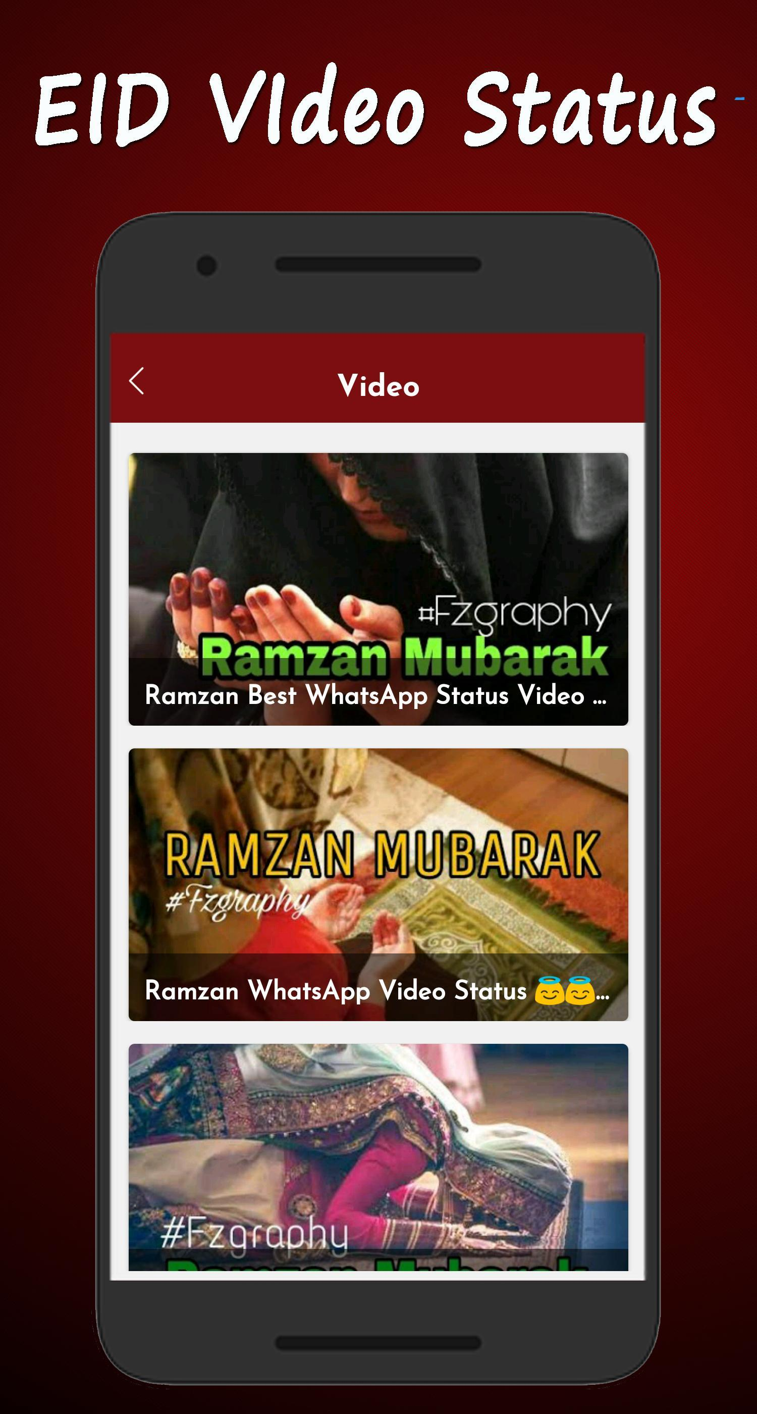 Ramdan Eid Video Status 2018 Hd Video Song For Android
