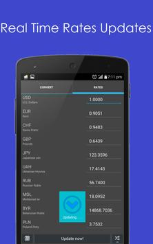 Live Currency Rates apk screenshot