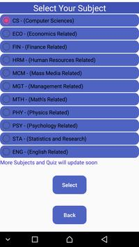 VU Quiz Exam Preparation screenshot 3