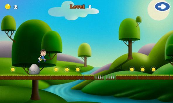 Jan Super Cartoon Adventure screenshot 2