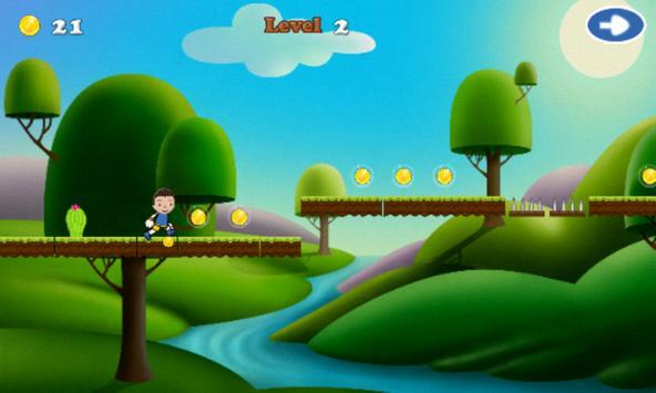 Jan Super Cartoon Adventure screenshot 3