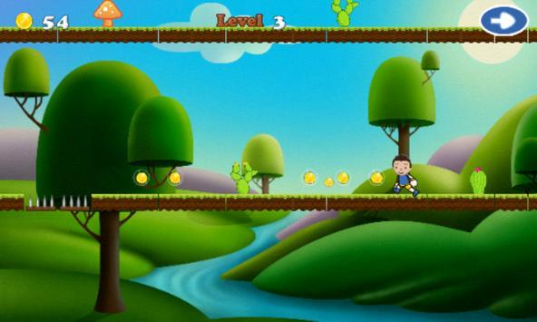 Jan Super Cartoon Adventure screenshot 4