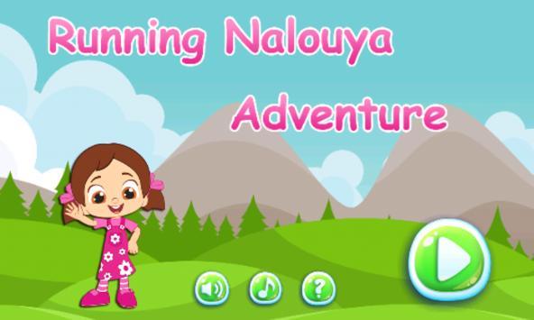 Running Nalouya Adventure poster