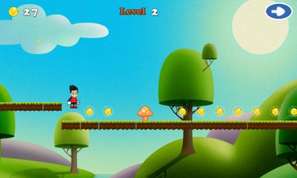 Super ali Adventure apk screenshot
