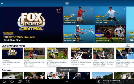 FOX Sports screenshot 8