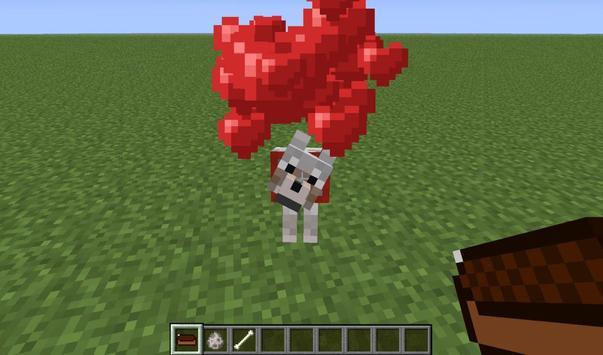 Dog Mod for MCPE apk screenshot