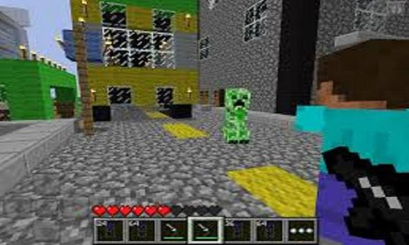 Guns Mod for MCPE apk screenshot
