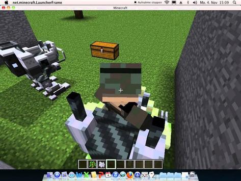 Mech Mod for MCPE apk screenshot
