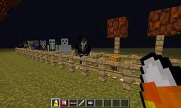 Halloween Mod for MCPE screenshot 1