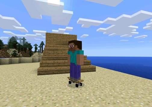 Overboards Mod for MCPE apk screenshot