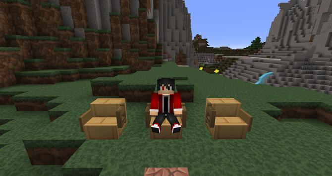 Super chair sitter mod poster