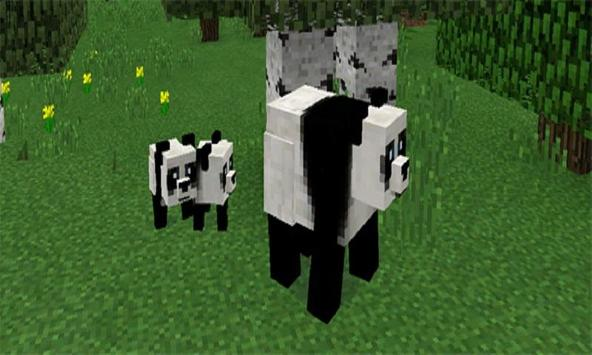 Pocket Creatures mod for MCPE poster