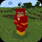 Project superhero mod for MCPE icon