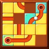 Roll The Ball Puzzle Game icon