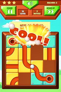 Roll The Ball Puzzle Game apk screenshot