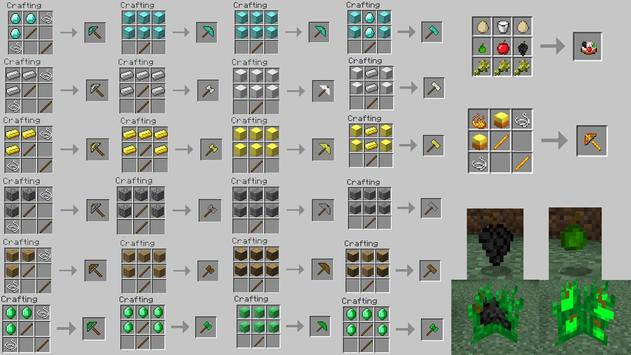 Swords mod for MCPE apk screenshot