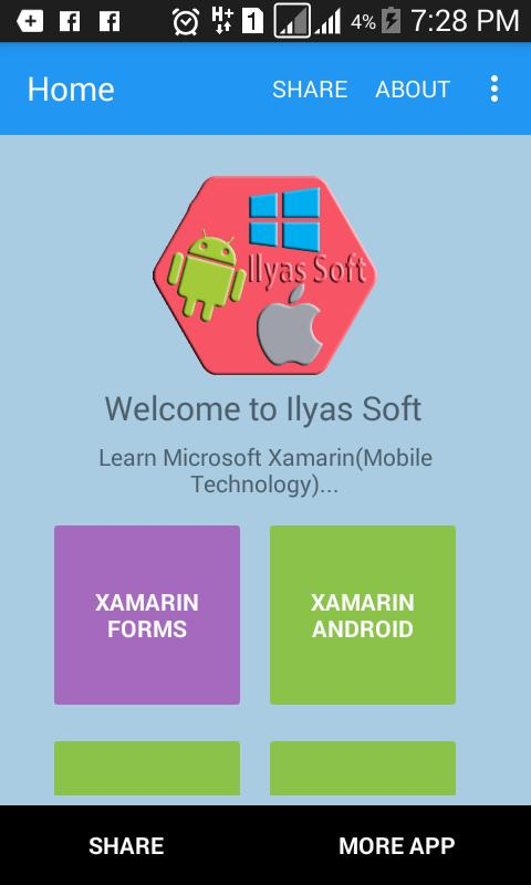 Xamarin Learning Tutorials for Android - APK Download