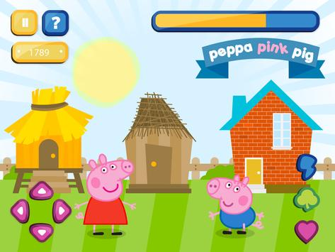 Pepa Pink Pig apk screenshot