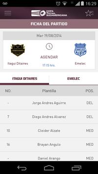 Copa TOTAL Sudamericana screenshot 14