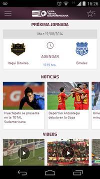 Copa TOTAL Sudamericana screenshot 10