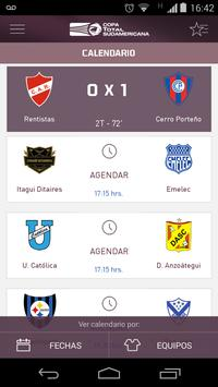 Copa TOTAL Sudamericana screenshot 12